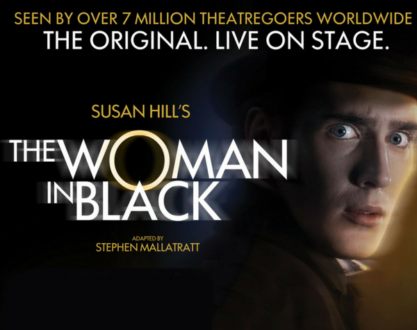 Theatre package - The Woman in Black