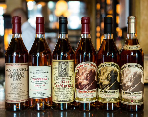 THE NEW AMERICAN WHISKY LIST