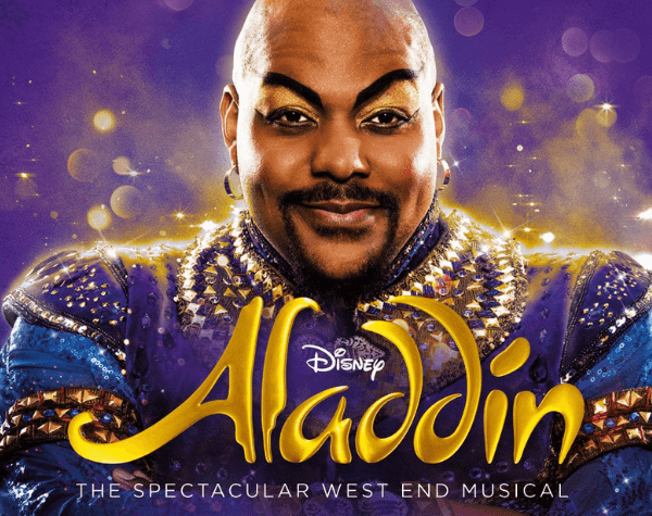 Pre-theatre package for Aladdin at Balthazar in Covent Garden