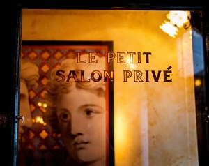Le Petit Salon Privé at Balthazar in Central London